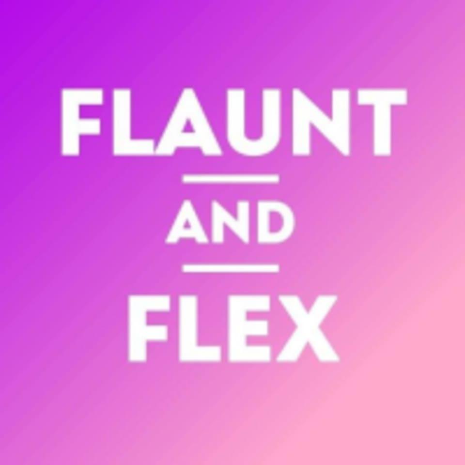 Flaunt Studio Hong Kong logo