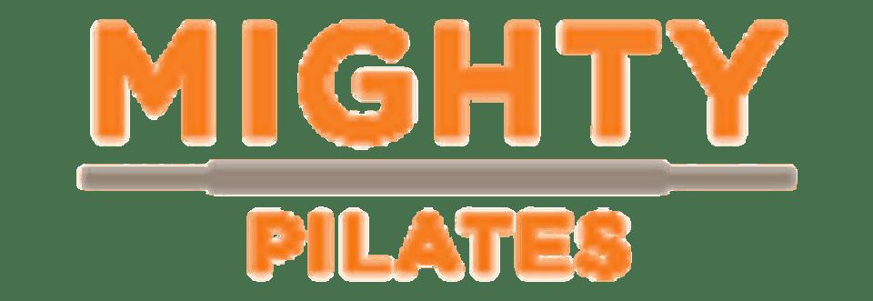 Mighty Pilates logo