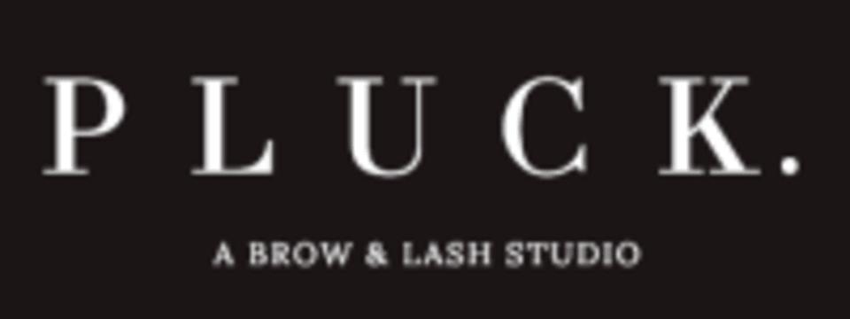 PLUCK - A Brow & Lash Studio logo