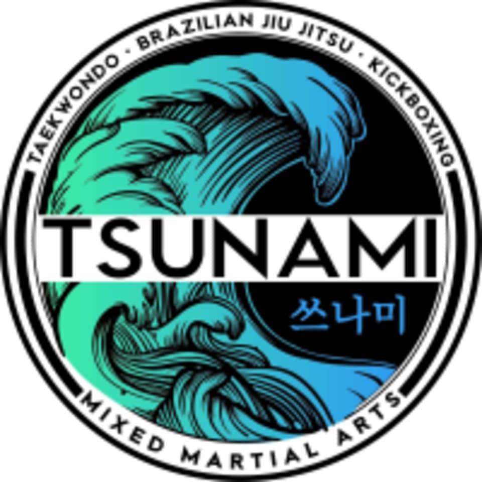 Tsunami Mixed Martial Arts logo