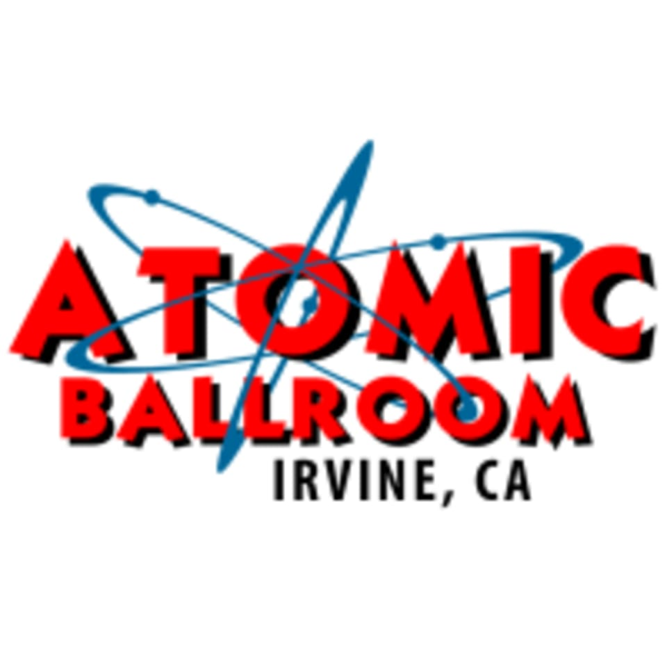 ATOMIC Ballroom logo