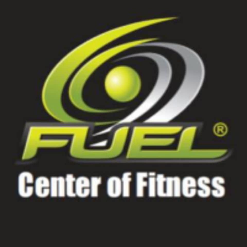FUEL Center of Fitness logo