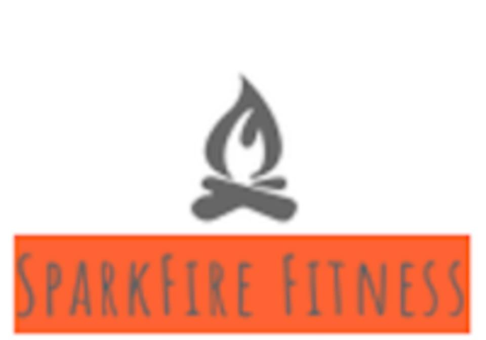 SparkFire Fitness logo