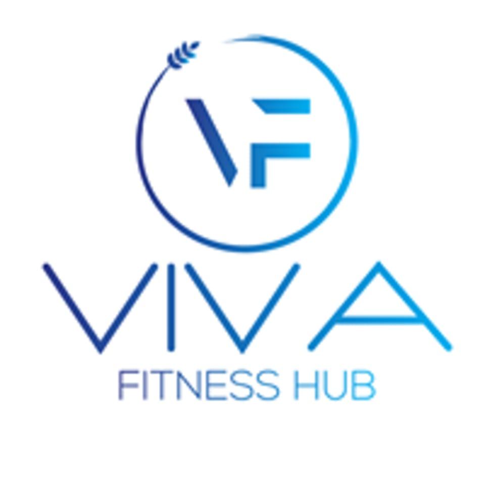 VIVA Fitness Hub logo