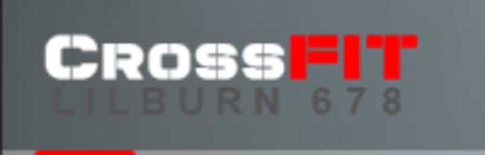 CrossFit Lilburn 678 logo