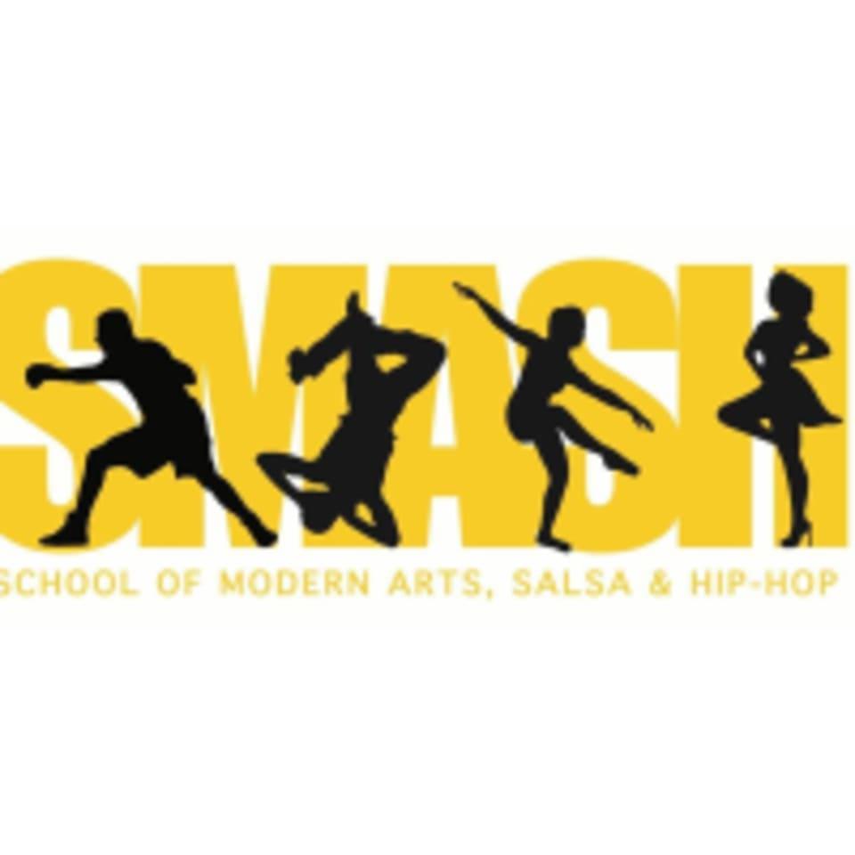 SMASH Dance & Fitness logo