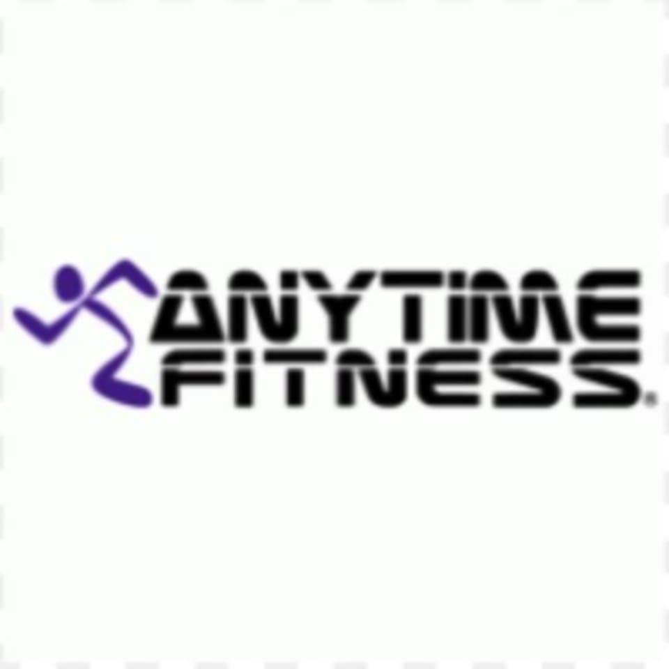 Anytime Fitness Tarzana logo