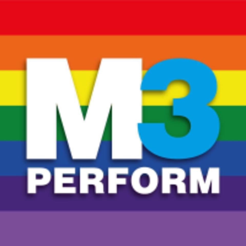 M3 Perform logo