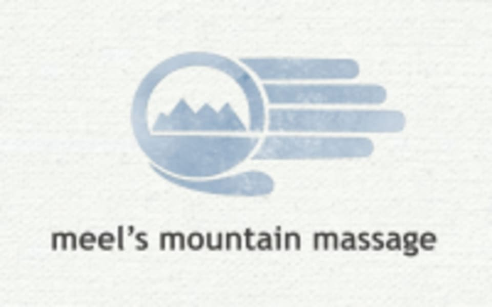 Meel's Mountain Massage logo