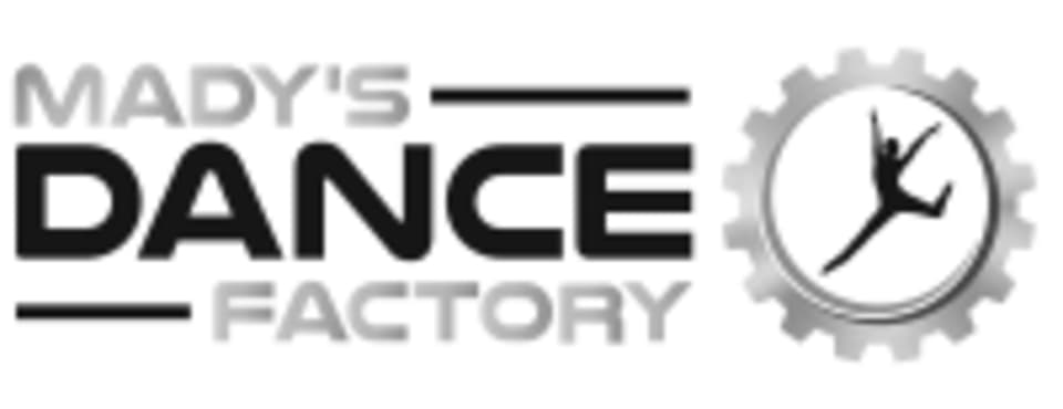 Mady's Dance Factory logo