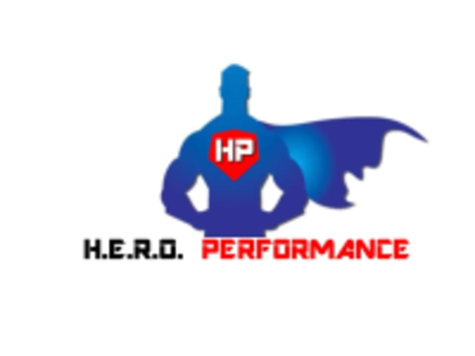 Hero Performance logo
