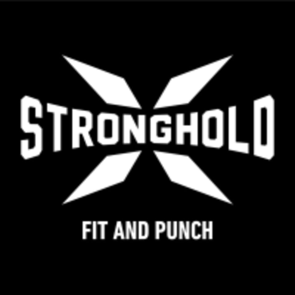 Stronghold Fit and Punch logo