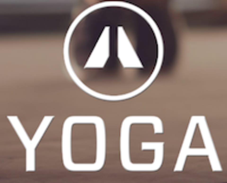 Yoga by Sports Academy logo