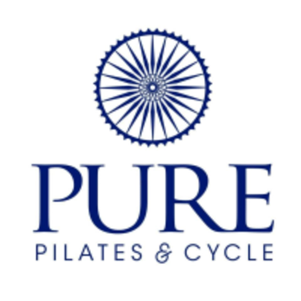 Pure Pilates & Cycle logo
