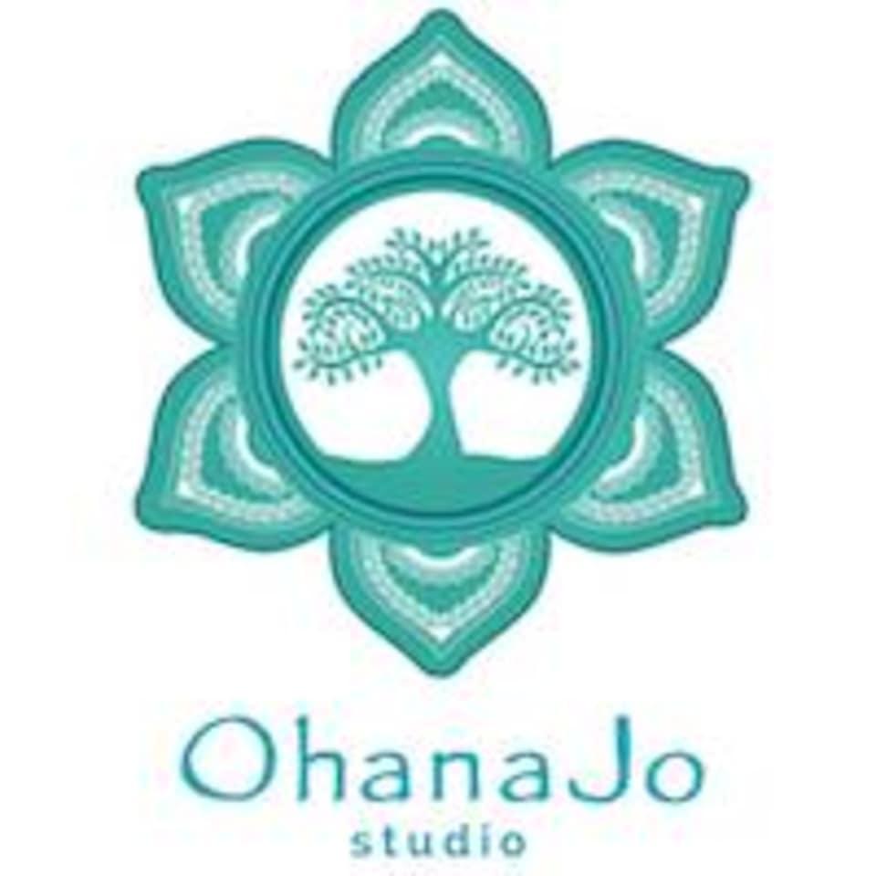 OhanaJo Studio logo