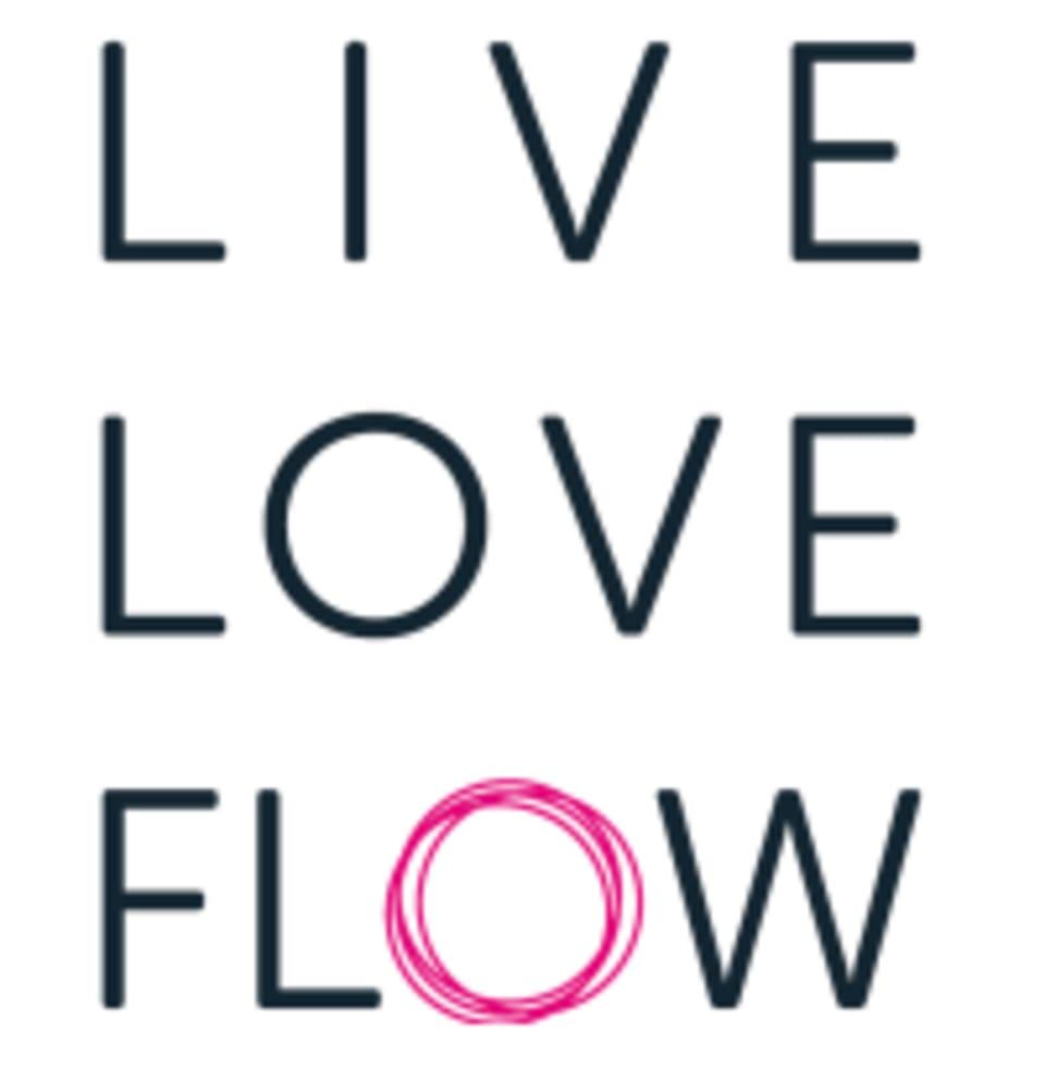 Live Love Flow logo