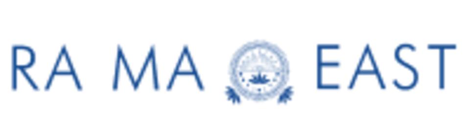 RA MA East logo