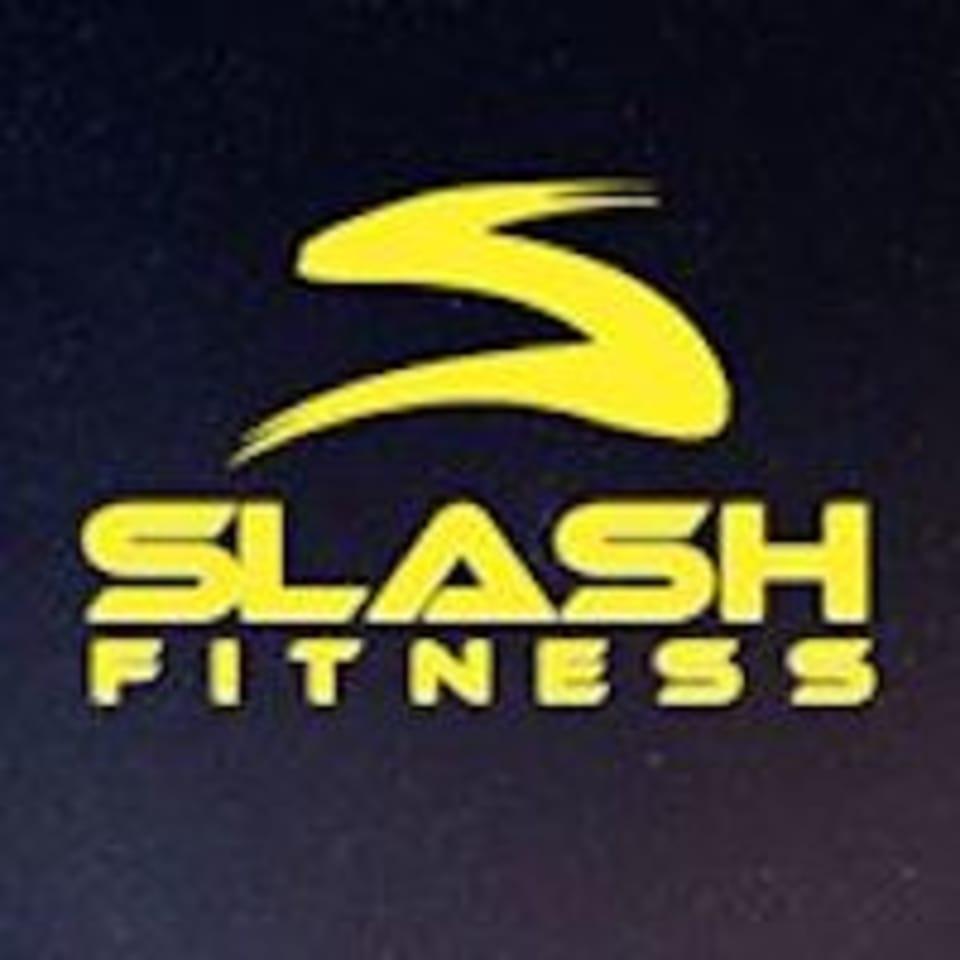 Slash Fitness logo