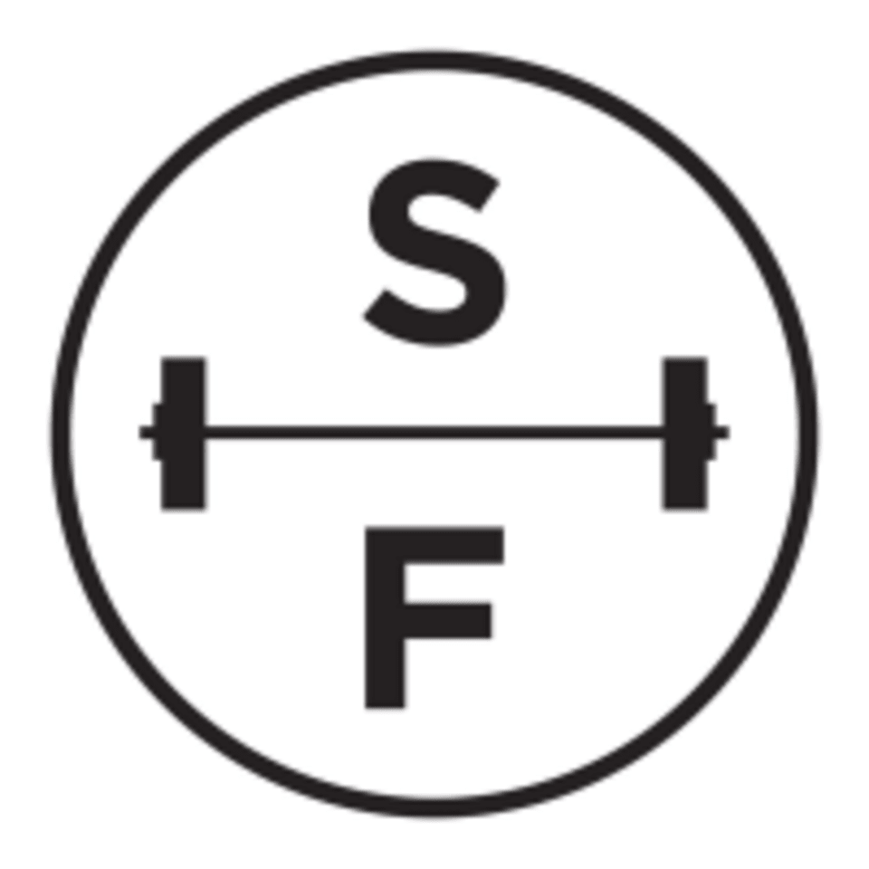 The Simply Fit Studio logo