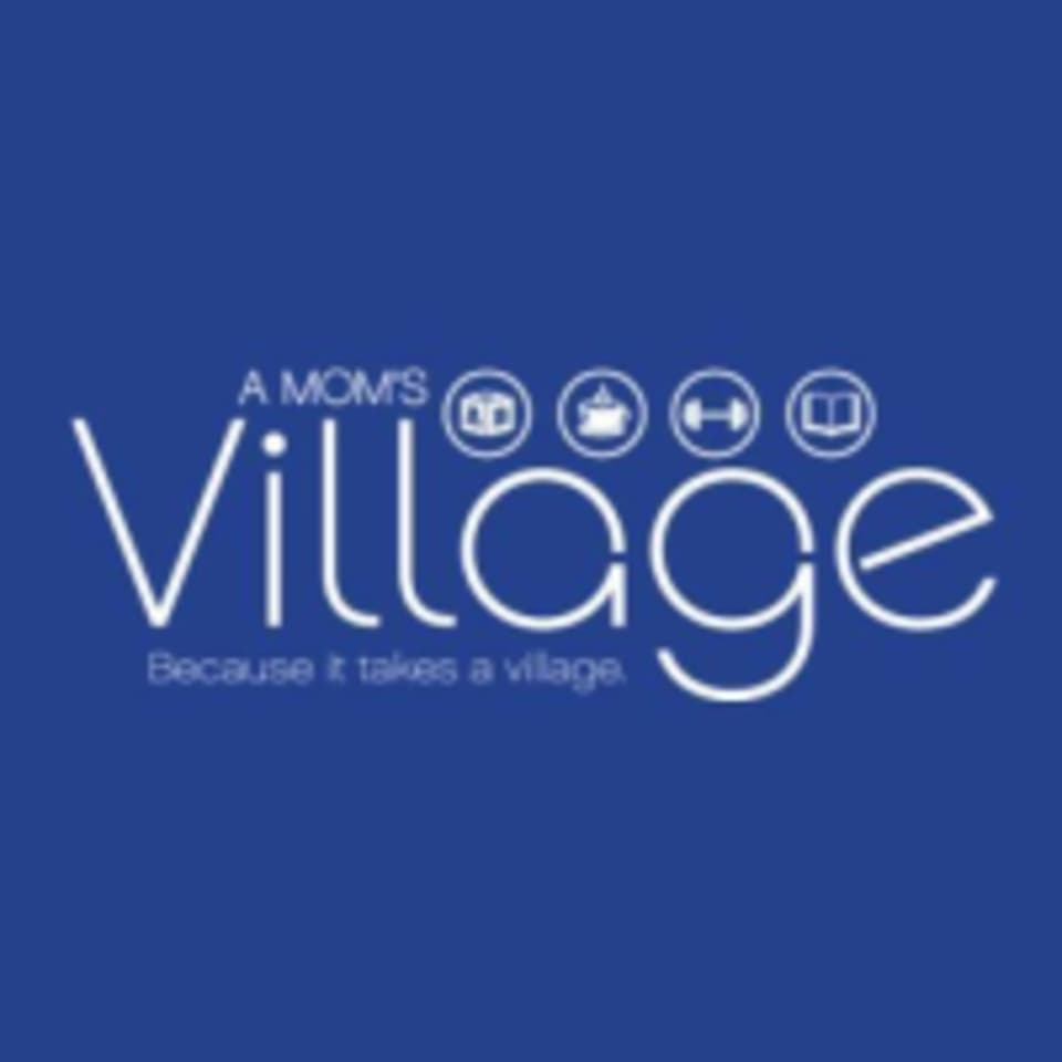 A Mom's Village logo