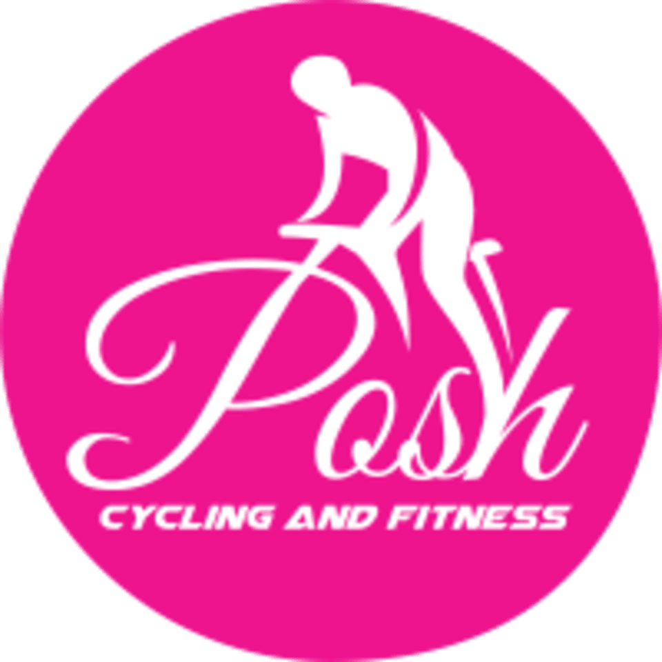 Posh Cycling and Fitness logo