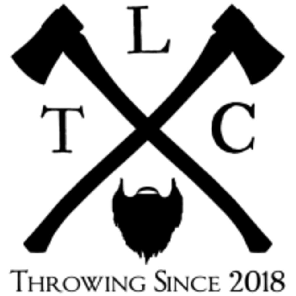 Lumberjaxe Throwing Co. logo