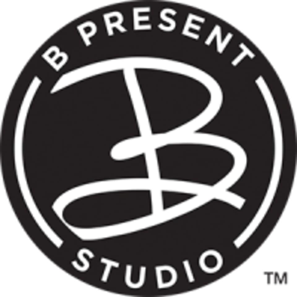 B Present Studio - Fishers logo