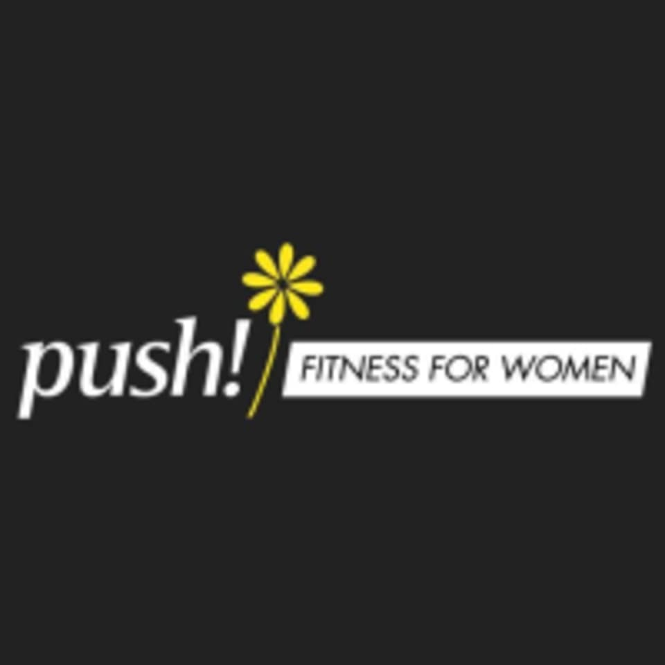 Push Fitness For Women  logo
