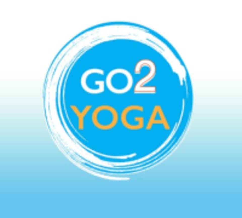 Go 2 Yoga logo