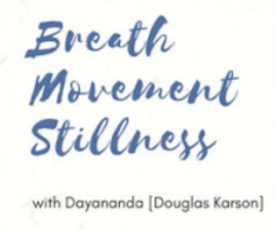 Doug Karson Yoga logo