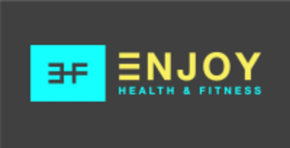 Enjoy Health and Fitness logo