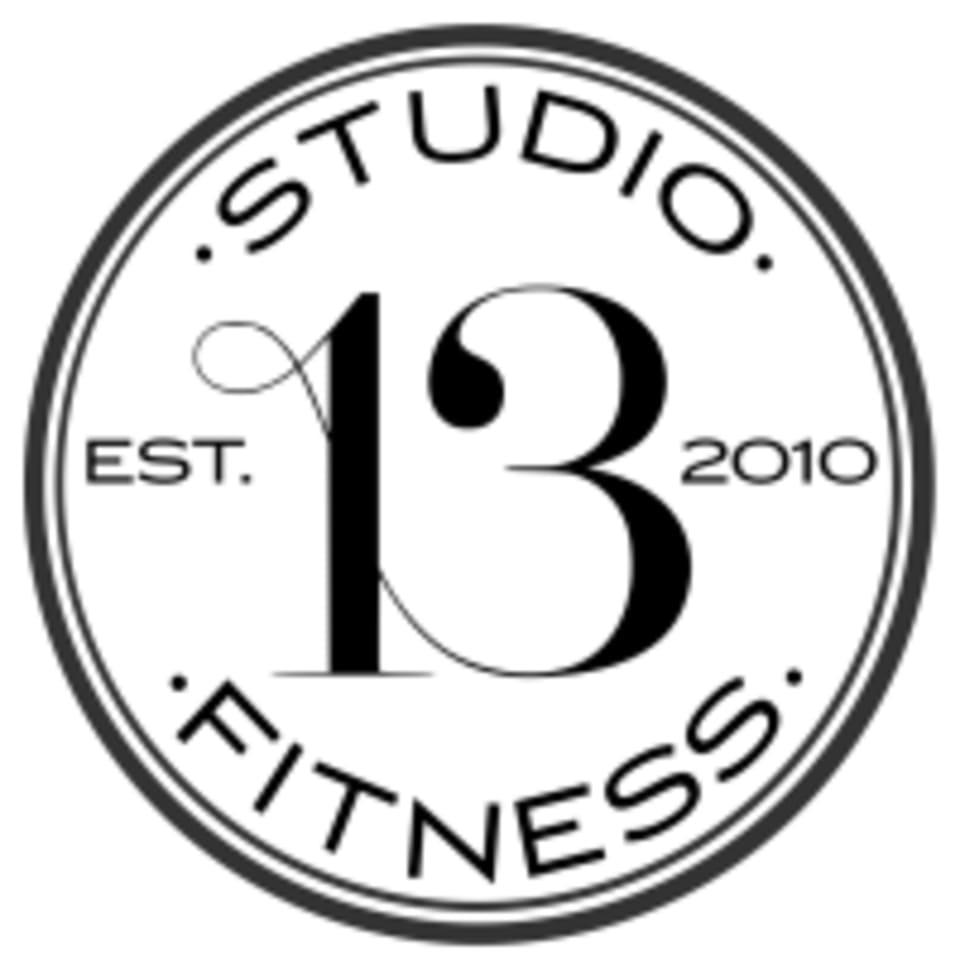 Studio 13 Fitness logo
