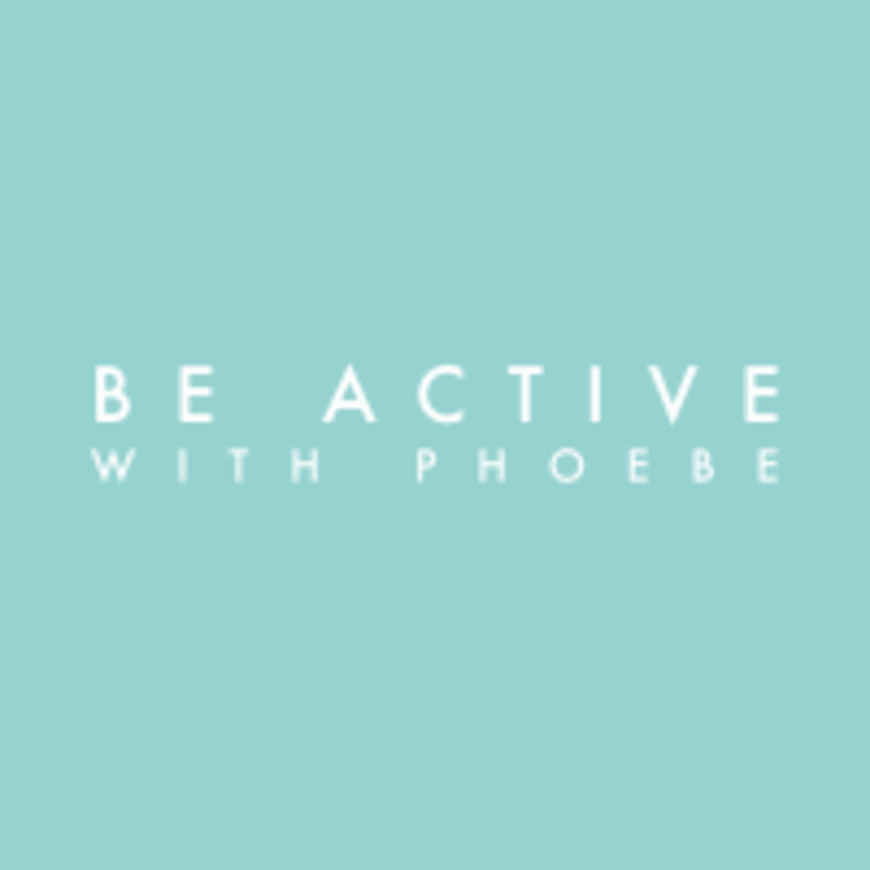 Be Active with Phoebe  logo