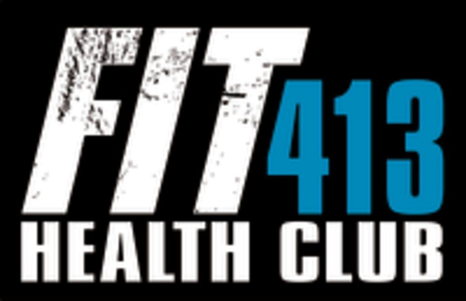 Fit 413 Health Club logo