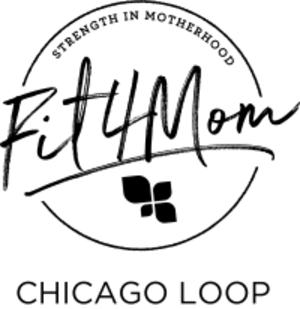FIT4MOM - Chicago Loop logo