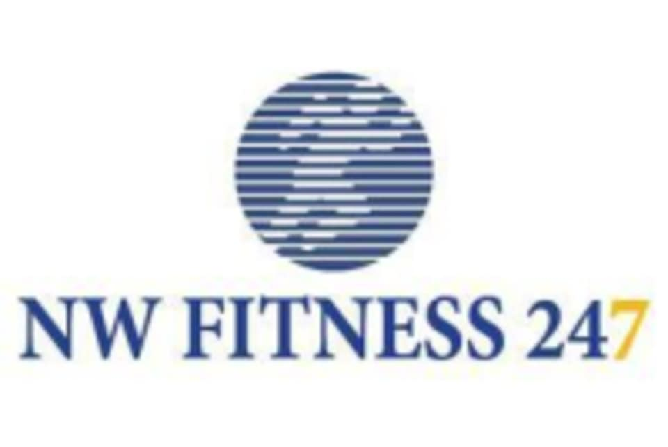 NW Fitness  logo