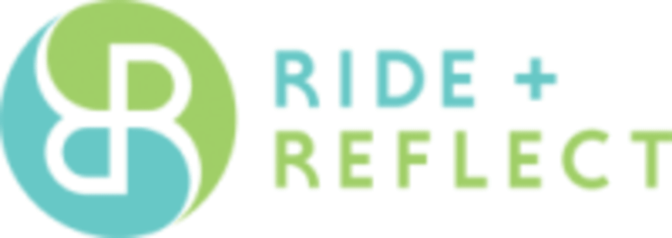 Ride and Reflect  logo