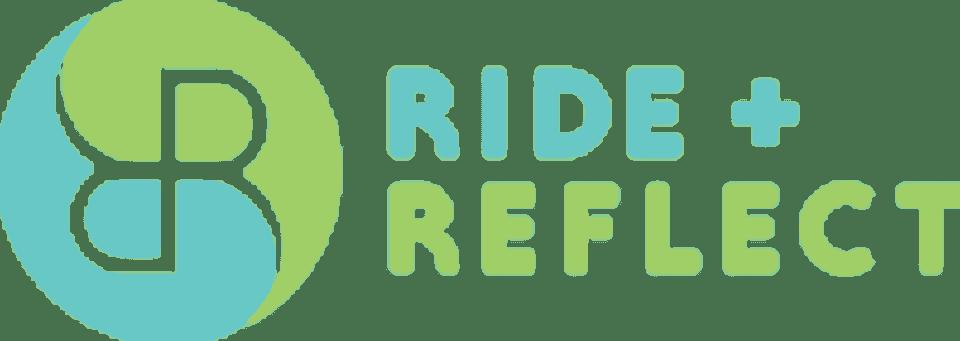 Ride and Reflect  logo