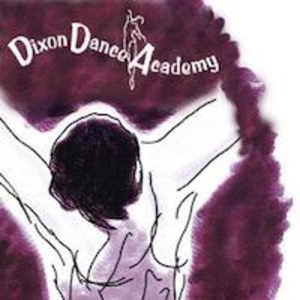 Dixon Dance Academy logo