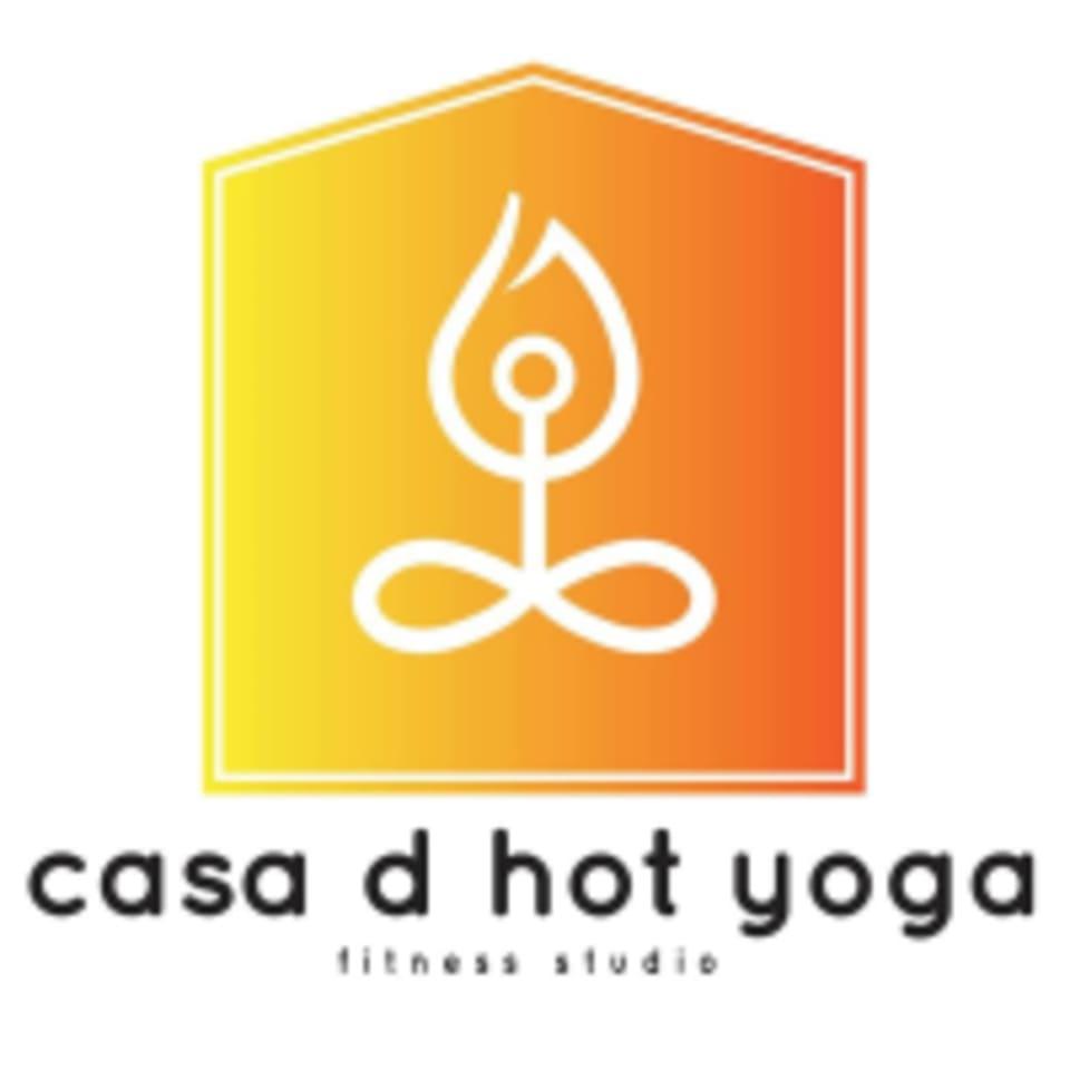 Casa D Hot Yoga logo