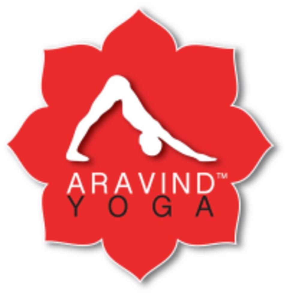 Aravind Yoga logo