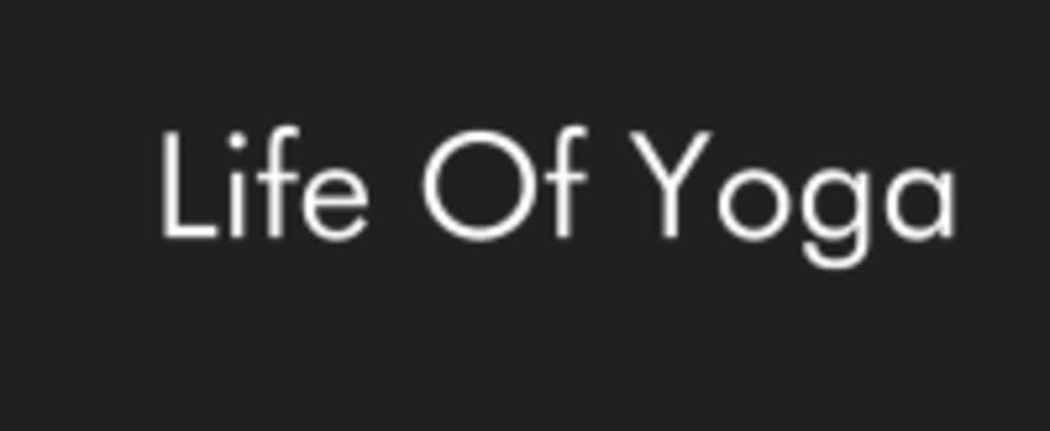 Life of Yoga logo