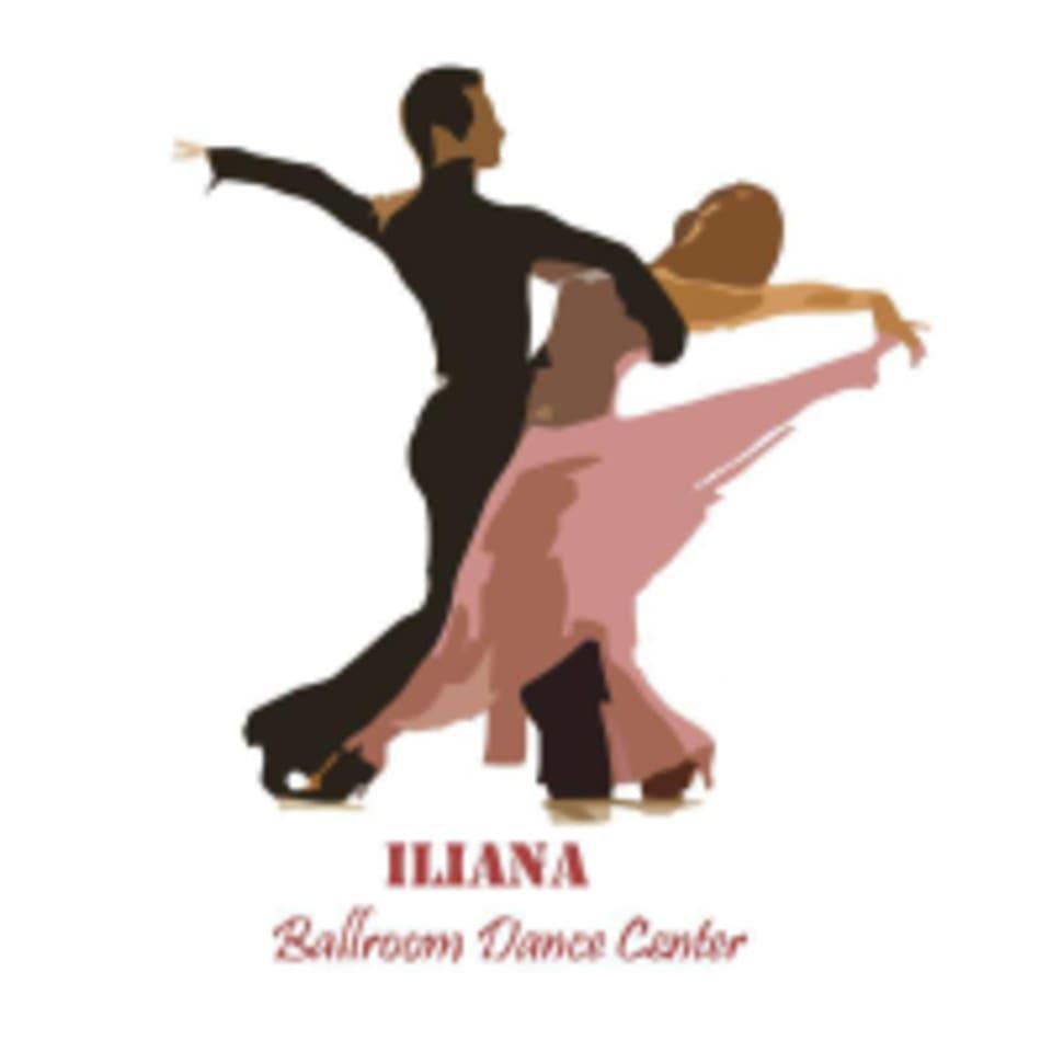 Ballroom Dance Center Iliana logo