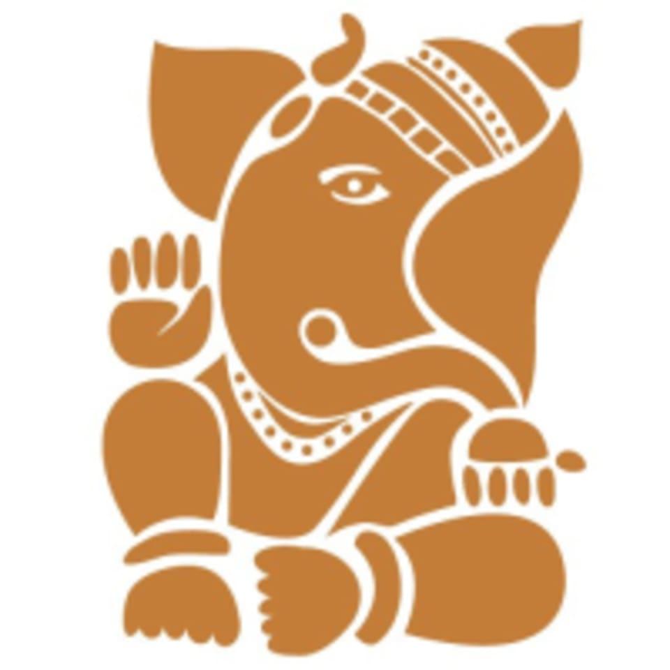 East Meets West Yoga  logo