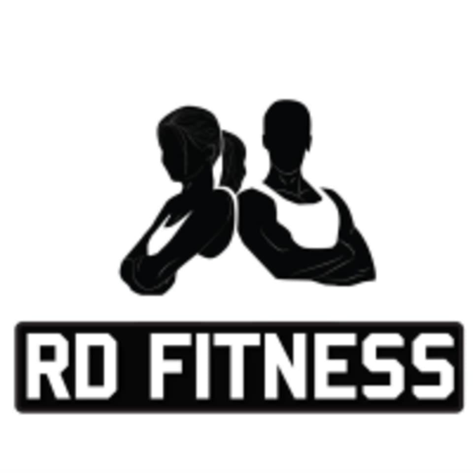 RD Fitness logo