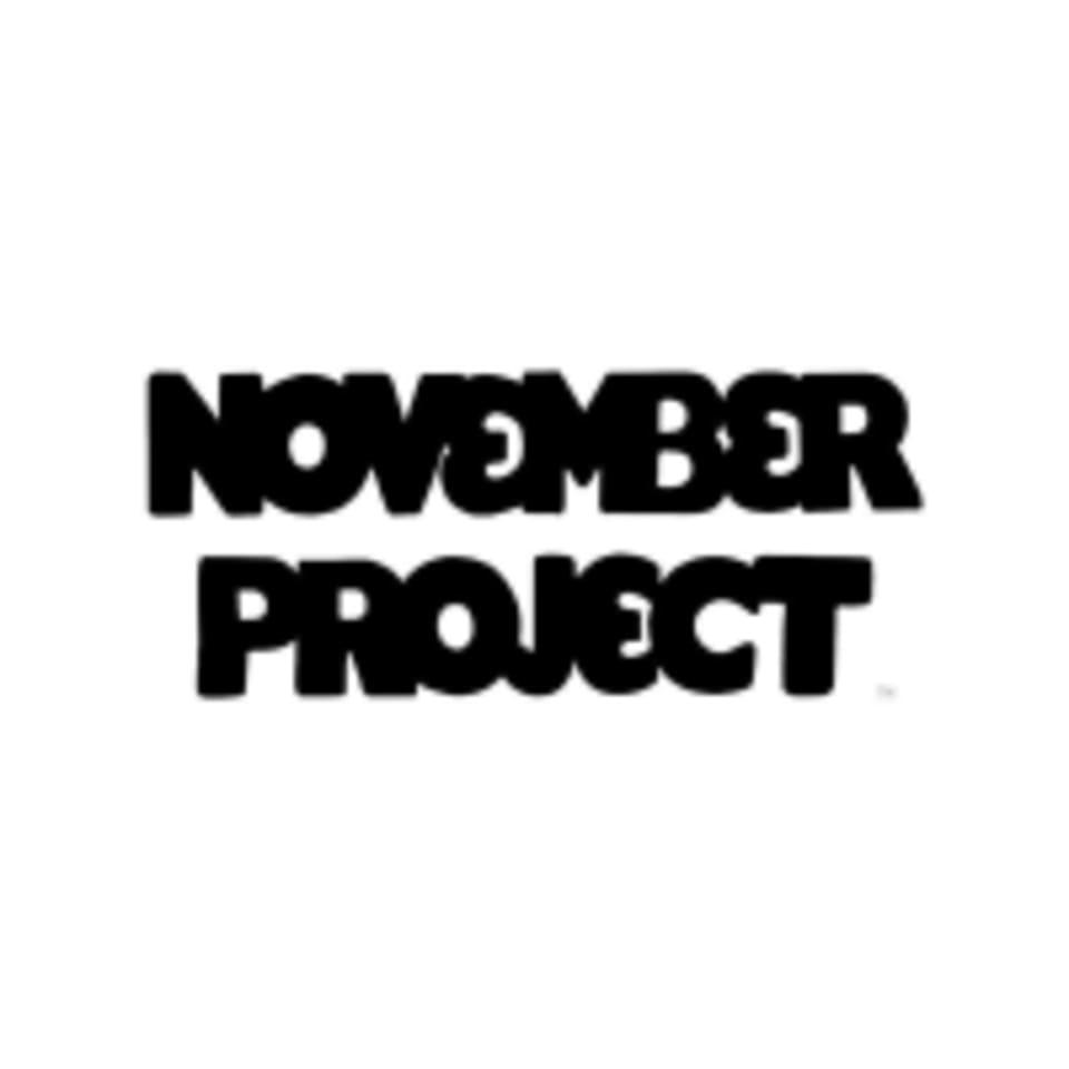 November Project  logo