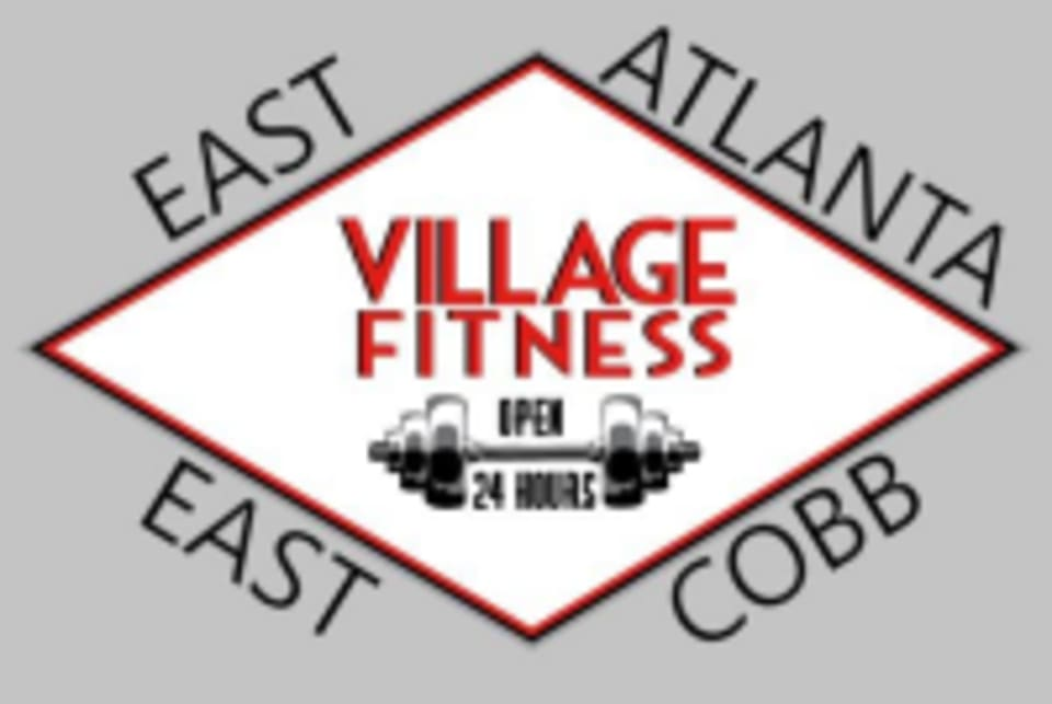 Village Fitness  logo