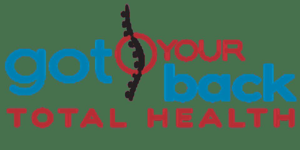Got Your Back Total Health logo