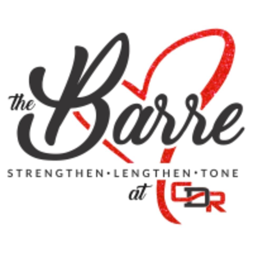 Barre at CDR logo
