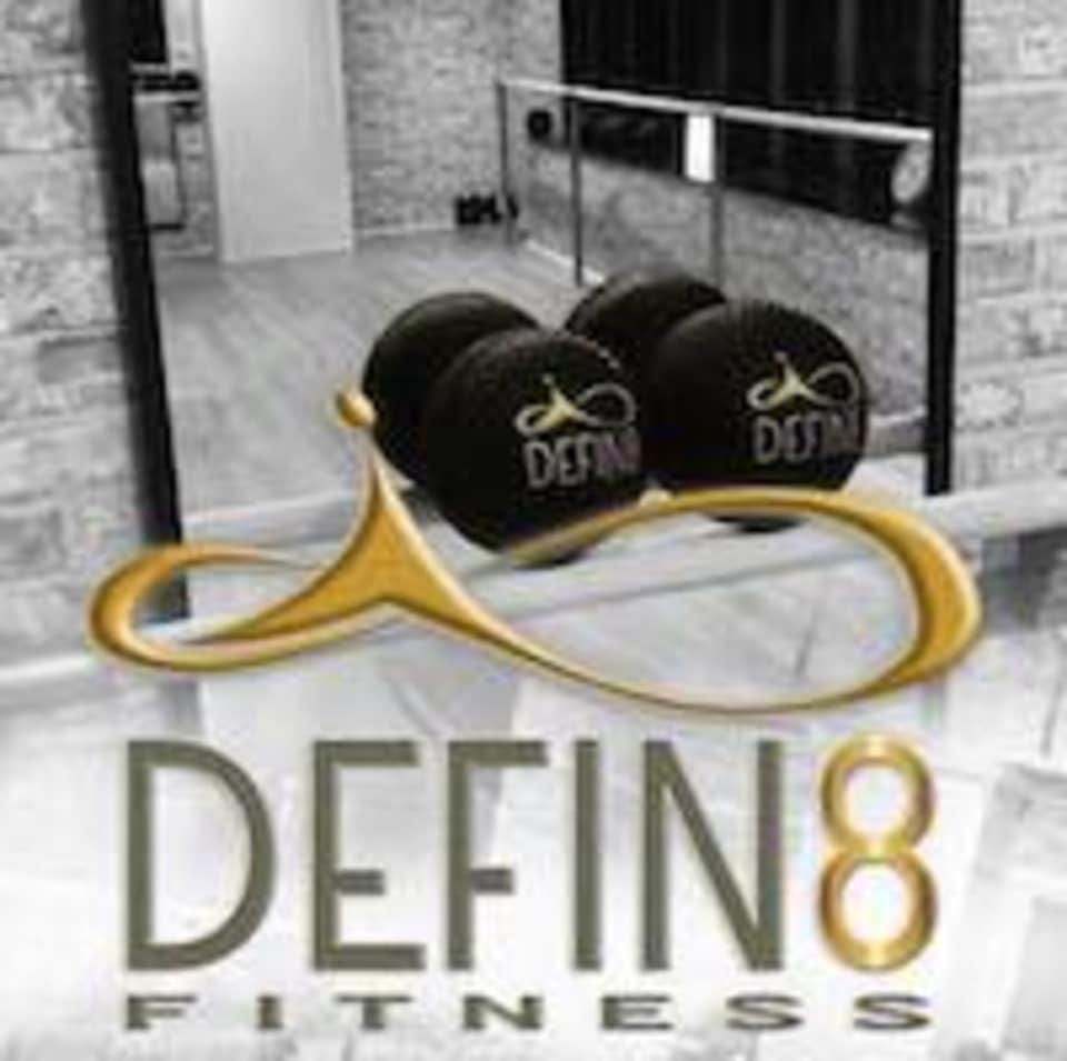 DEFIN8 Fitness logo